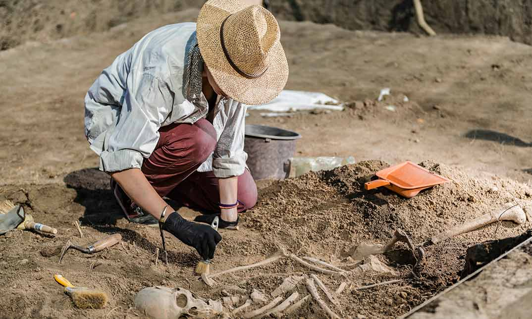 Archaeology Science